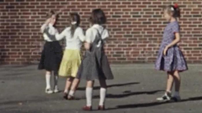 girls jumping rope